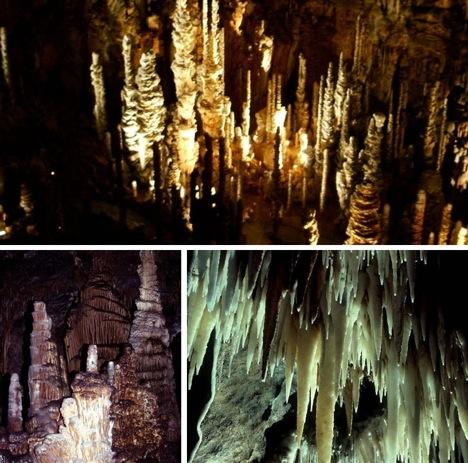 stalagmite-fractals