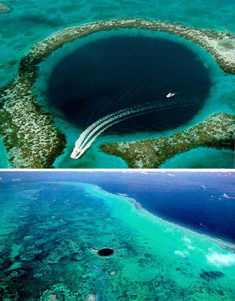 12 of the World's Most Deep & Dangerous Dive Sites - WebEcoist