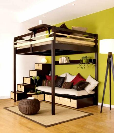 Ultra Compact Studio Apartment Set