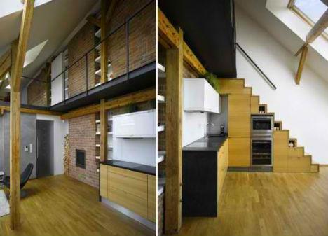 space-saving-stairs-kitchen