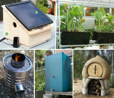 Off Grid Projects Main
