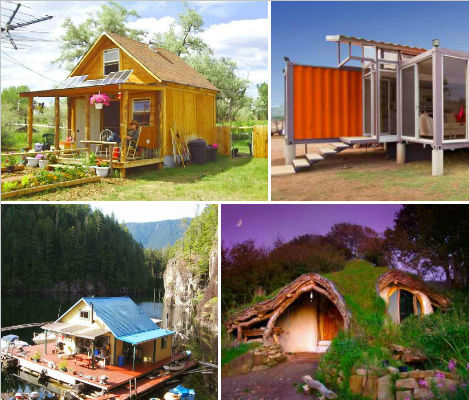 build your own eco house cheap 10 diy inspirations webecoist