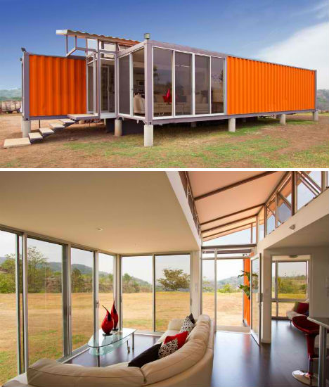 Cheap Eco Houses Shipping Container