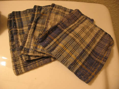 Wipe Wash & Reuse: All About Butt-Beautiful Family Cloths