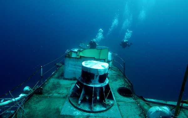 In Sink: The World's 7 Most Amazing Artificial Reefs