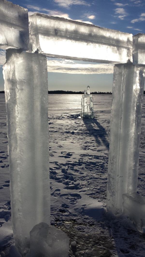 Icehenge 1a