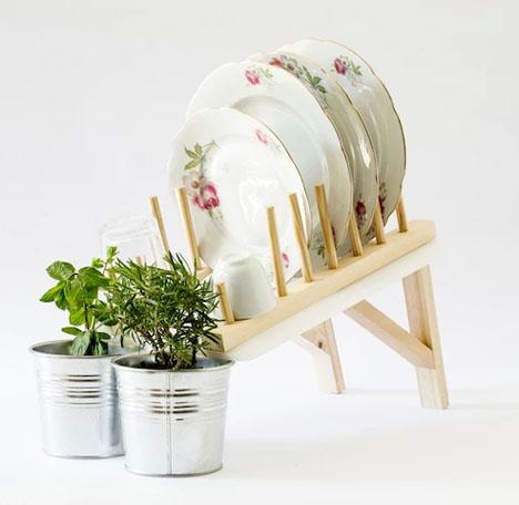 modern planters dish rack 2
