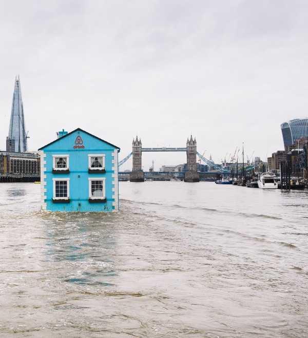 Airbnb Floating House wenn22501279
