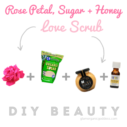 diy beauty recipes rose petals