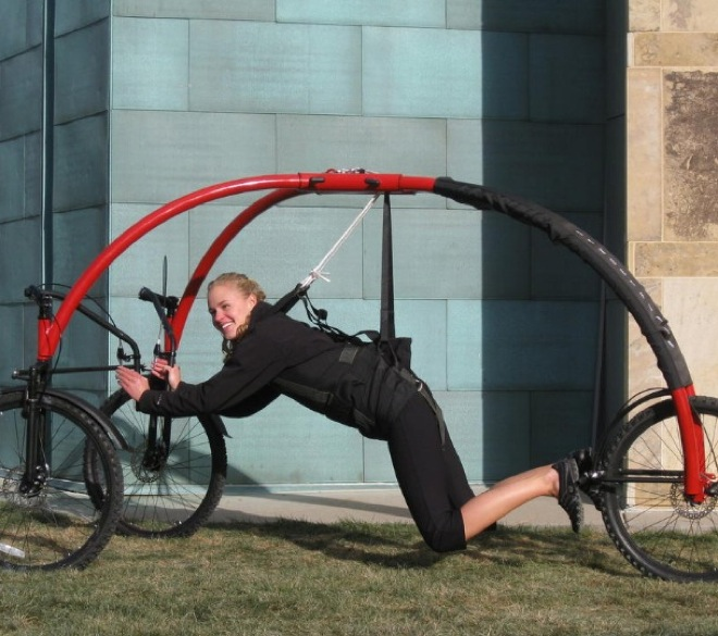 bizarre bikes street flyer
