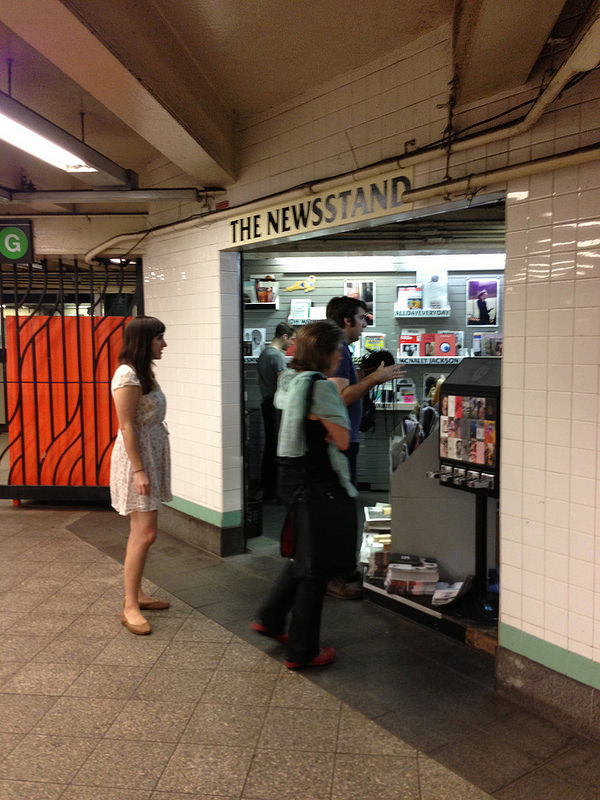 Good News! Amazing Upcycled Newsstands