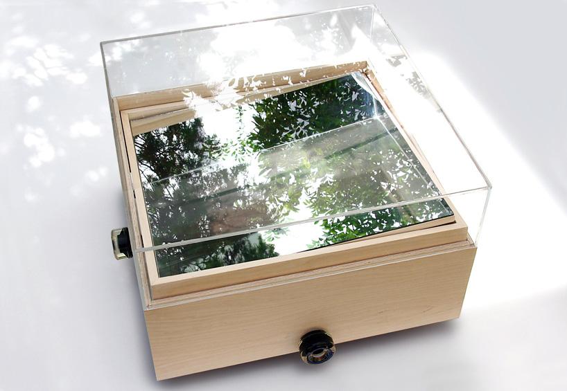 solar gadgets sun table