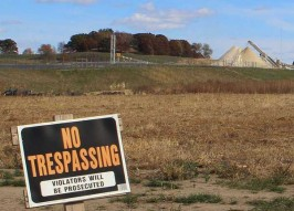 Wisconsin Farmland Ruined By Frac Sand Mining