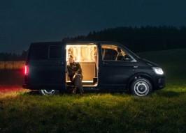 Van Wild! Modified Minivan's A Minimalist Minibus