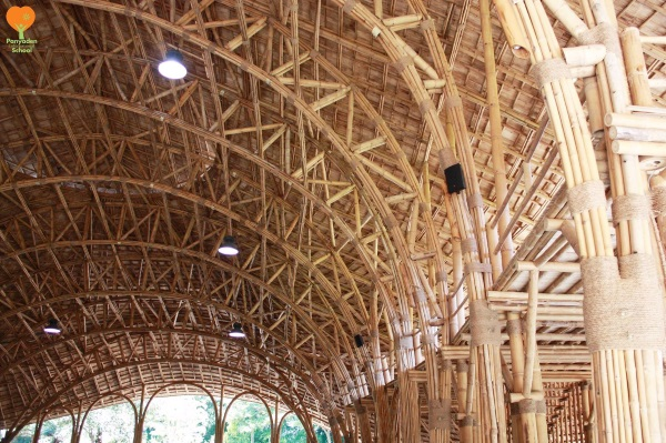 Panyaden-International-School-Sports-Hall-Bamboo-Architecture-30