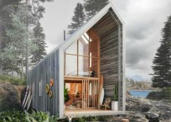 Do Drop In: Surf Shack Packs Flat For Low Impact