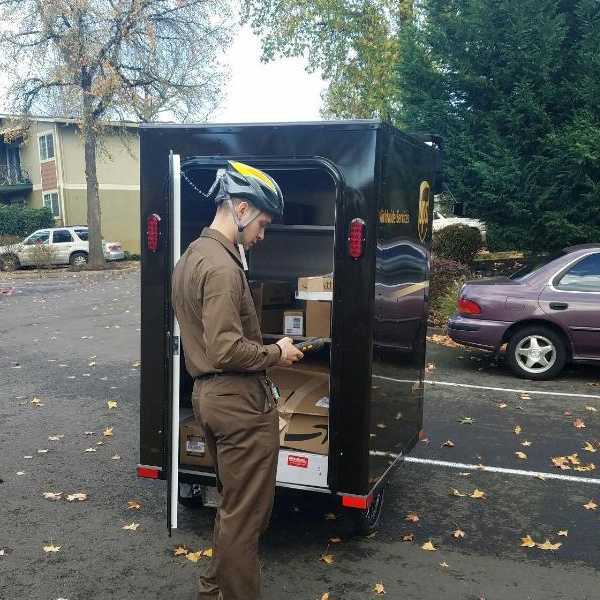 Deliver E: UPS Rolls Out Three-Wheeled eBikes