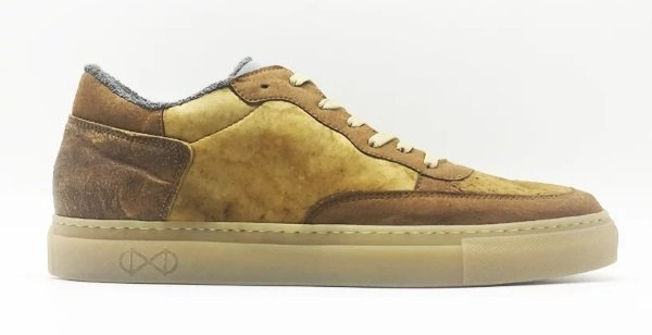 Fungi 4 Feet: Mushrooms Make Sustainable Sneakers
