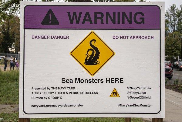 Naval Arms: Philadelphia Navy Yard's Sea Monster