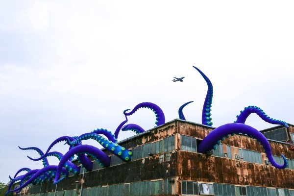 Naval Arms: Philadelphia Navy Yard's Sea Monster