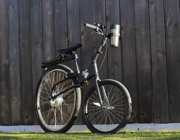 EV League: New JackRabbit Electric Vehicle