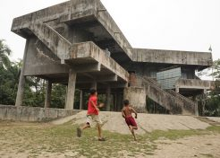 Wind Does: Innovative Indian Ocean Cyclone Shelters