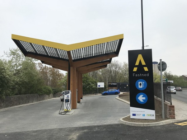 Plug This: 8 International EV Charging Station Signs