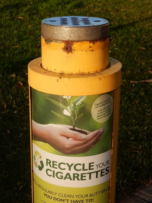 Recycle Paths: 10 Odd & Unexpected Recycling Bins